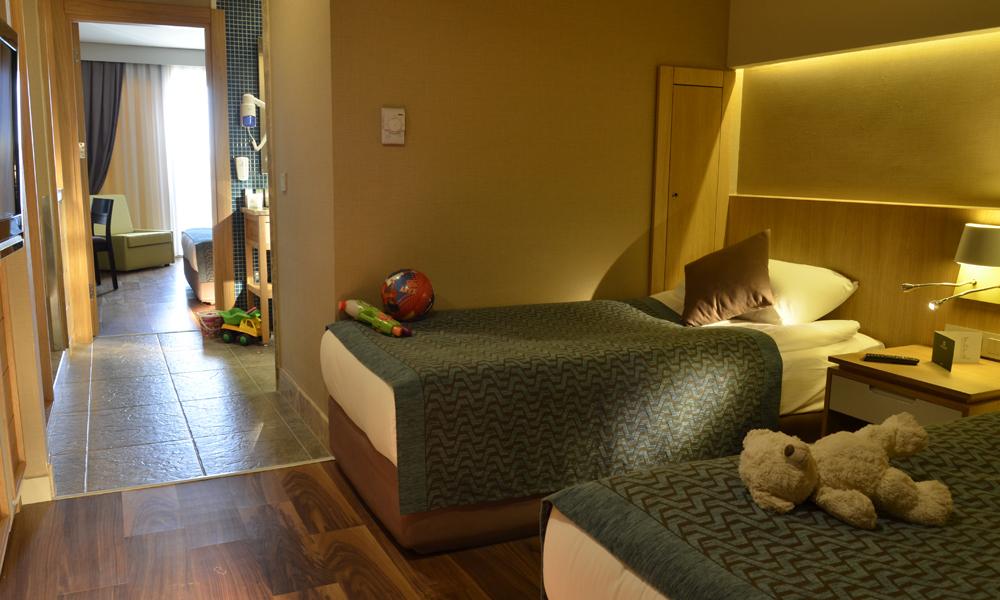 Family Room Sherwood Dreams Resort